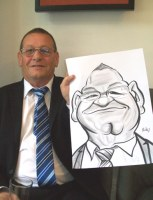 A Crewe Staffordshire Telford Caricature Artist For Hire